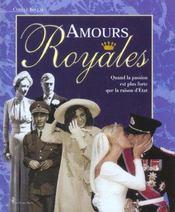 Amour Royales - Intérieur - Format classique