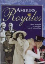 Amour Royales - Couverture - Format classique