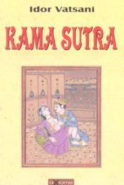 Kama Sutra - Couverture - Format classique