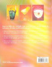 La bible des cocktails ; 200 cocktails pour le plaisir, les fêtes et les vacances ! - 4ème de couverture - Format classique