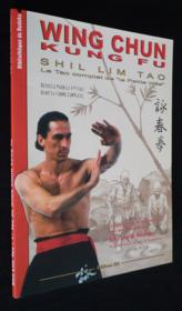 Wing chun, kung fu ; shil lim tao - Couverture - Format classique