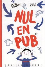 Nul En Pub - Couverture - Format classique