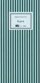 Kapok - Couverture - Format classique