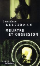 Meurtre et obsession - Couverture - Format classique