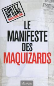 Vente  Manifeste des Maquizards  - Collectif