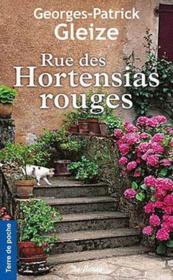 Rue des hortensias rouges - Couverture - Format classique