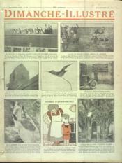 Dimanche Illustre N°190 du 17/10/1926 - Couverture - Format classique