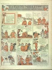 Dimanche Illustre N°190 du 17/10/1926 - Intérieur - Format classique