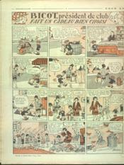 Dimanche Illustre N°190 du 17/10/1926 - 4ème de couverture - Format classique