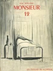 Monsieur 12 - Couverture - Format classique