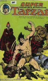 Super Tarzan - Mensuel N°15 - Couverture - Format classique