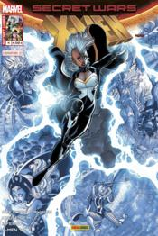 Vente livre :  Secret Wars : X-Men 4 2/2 N.Bradshaw  - Collectif