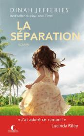 Vente  La séparation  - Dinah Jefferies