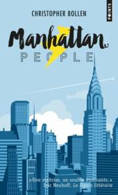 Vente livre :  Manhattan people  - Christopher Bollen