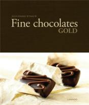 Fine chocolates Gold  - Jean-Pierre Wybauw