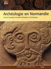 Archéologie en normandie - Intérieur - Format classique