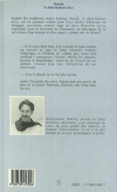 Ibaydi Le Detachement Bleu - 4ème de couverture - Format classique