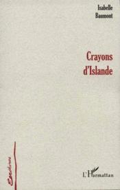Crayons D'Islande - Couverture - Format classique