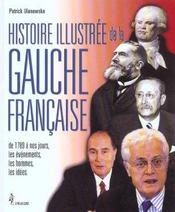 Histoire Illustree De La Gauche Francaise - Intérieur - Format classique