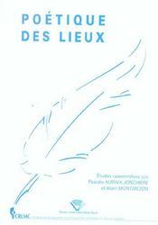 Poetique Des Lieux - Intérieur - Format classique