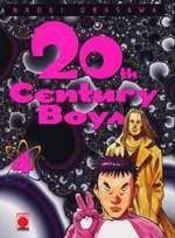 20th century boys t.4 - Intérieur - Format classique