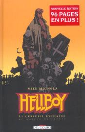 Hellboy t.3 ; le cercueil enchaine - Couverture - Format classique