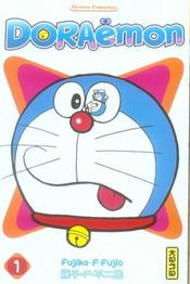 Doraemon t.1 - Intérieur - Format classique