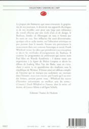 Le bauhaus - 4ème de couverture - Format classique