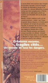 Empire De Poussiere 3 (L') - 4ème de couverture - Format classique