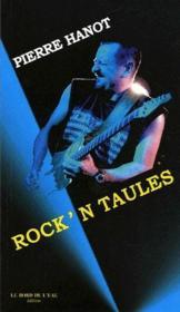 Rock'and taules - Couverture - Format classique
