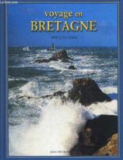 Voyage En Bretagne Relie - Couverture - Format classique
