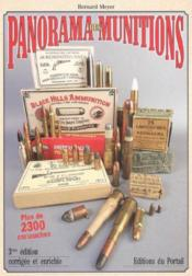 Vente livre :  Panorama des munitions  - Bernard Meyer