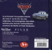 Vente  Cars 2  - Collectif - Disney