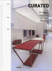 Vente livre :  Curated ; a new experience in retail design  - Wang Shaoquiang
