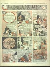 Dimanche Illustre N°191 du 24/10/1926 - Intérieur - Format classique