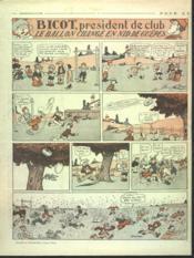 Dimanche Illustre N°191 du 24/10/1926 - 4ème de couverture - Format classique