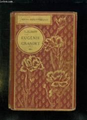 Eugenie Grandet. - Couverture - Format classique