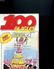 100 BLAGUES N°300 - SPECIAL 300e NUMERO - Couverture - Format classique