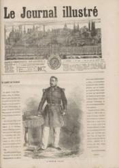 Journal Illustre (Le) N°340 du 14/08/1870 - Couverture - Format classique