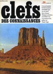 Clefs Des Connaissances - N°20 - Couverture - Format classique