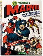 Vente livre :  75 years of Marvel comics  - Roy Thomas