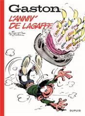 Gaston Lagaffe Hors-Serie ; L'Anniv' De Lagaffe - Couverture - Format classique