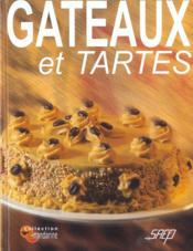Gateaux et tartes - Couverture - Format classique