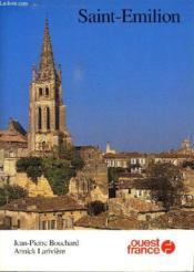 Saint emilion -ouest france - Couverture - Format classique