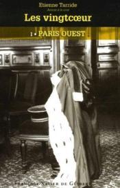 Les vingtcoeurs t.1 ; Paris Ouest - Couverture - Format classique