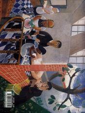 Prélude à un amour brisé - 4ème de couverture - Format classique