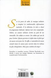 Le fugitif de la Saint-Jean - 4ème de couverture - Format classique