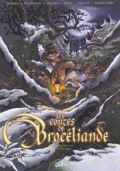 Les contes de Brocéliande t.2 ; Polbik le Korrigan - Intérieur - Format classique