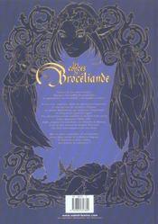 Les contes de Brocéliande t.2 ; Polbik le Korrigan - 4ème de couverture - Format classique