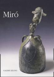 Miró - Couverture - Format classique